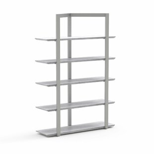 Allure 5 Shelf Bookcase