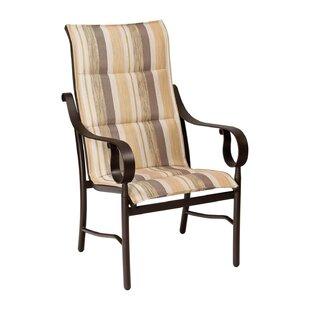 Ridgecrest Patio Dining Chair by Woodard Amazing