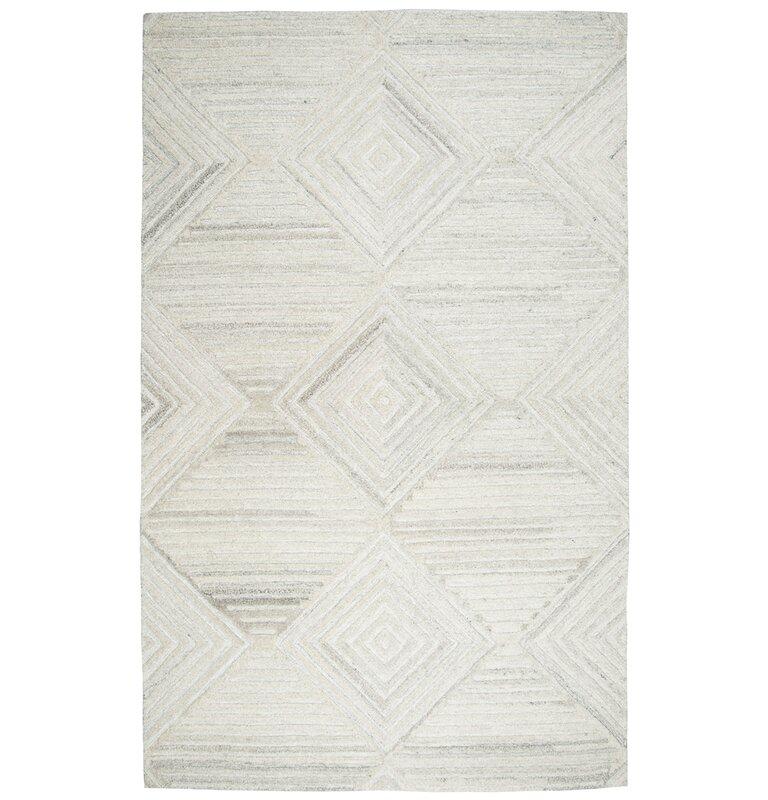 Surprising Brayden Hand Tufted Wool Ivory Area Rug Lamtechconsult Wood Chair Design Ideas Lamtechconsultcom