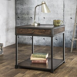 Harold End Table by Hokku Designs