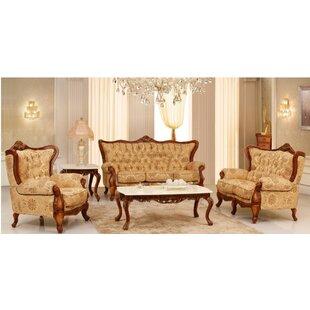 3 Piece Living Room Set by Joseph Louis Home Furnishings