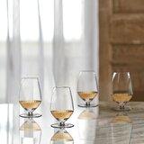 Daphne Sauvignon 15 oz. Glass Snifter (Set of 4) byFitz and Floyd