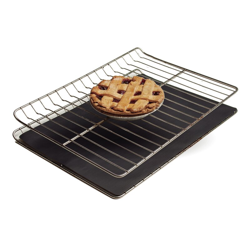Imperial Home Non Stick Oven Liner Reviews Wayfair