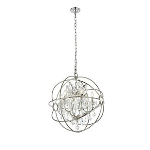 Svante 6-Light Globe Chandelier