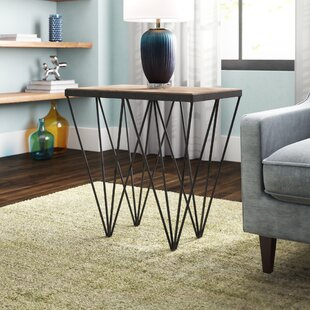 Affordable Kolten End Table by Ivy Bronx