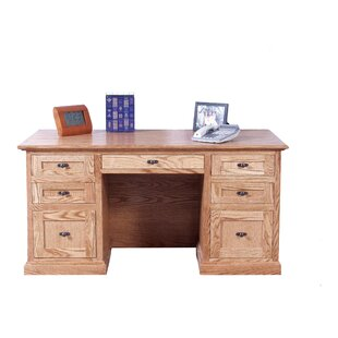 Jeffers Double Pedestal Executive Desk