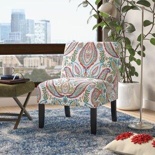 Bon Alleyton Paisley Slipper Chair