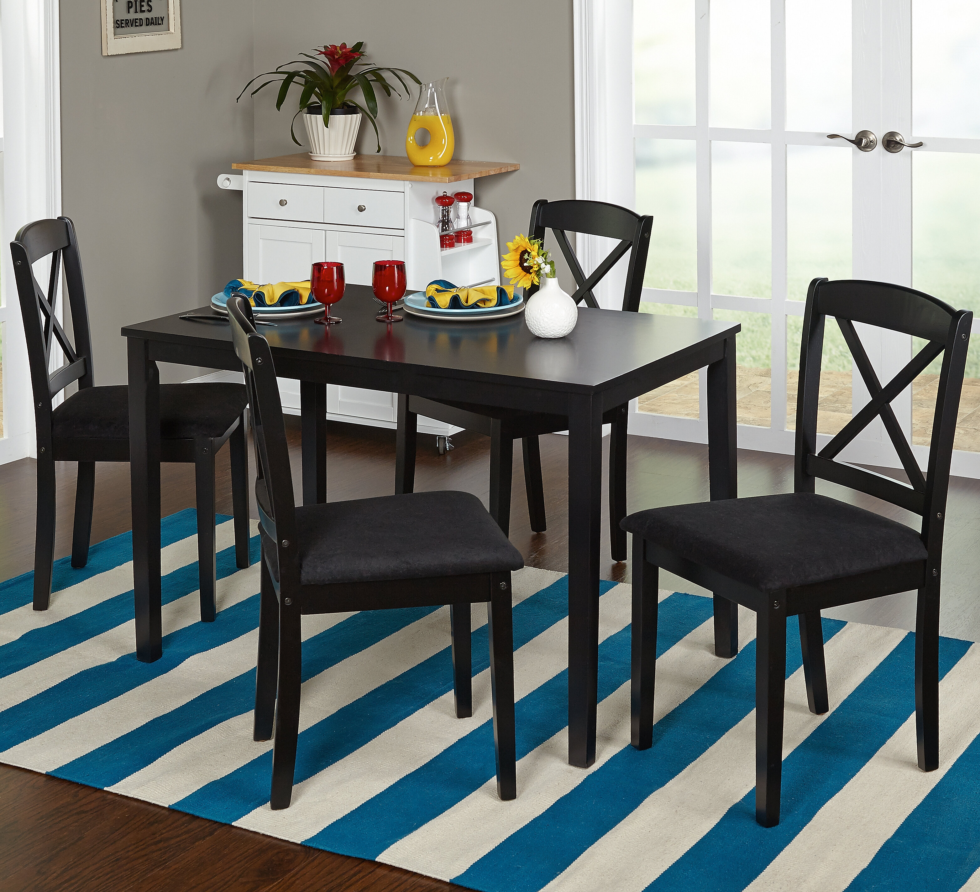 Rubberwood Kitchen Dining Room Sets You Ll Love In 2021 Wayfair