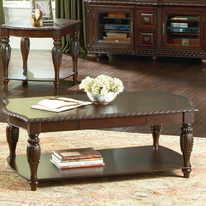 Stever Silver Hassler Coffee Table   Item# 7206
