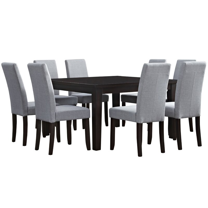 Acadian 9 Piece Dining Set