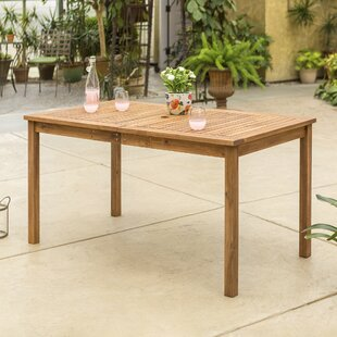Shaftesbury Wooden Dining Table