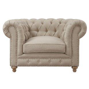 Lennert Chesterfield Chair