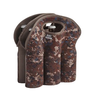 Six Pack Tweed Camo Tote