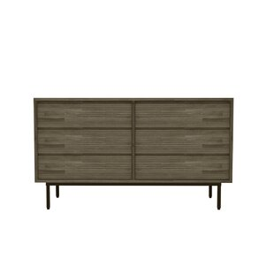 Brooks 6 Drawer Dresser by Union Rustic Design