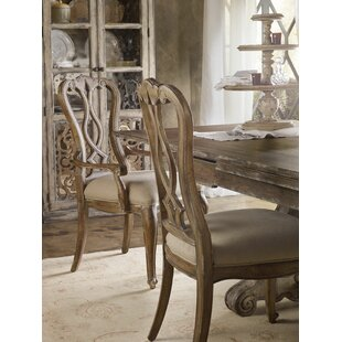 Chatelet Splatback Side Chair (Set of 2) Hooker Furniture