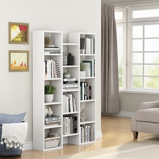 Gladden 5-Shelf Standard Bookcase