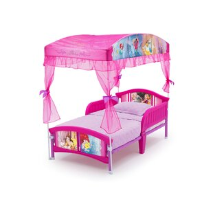 Disney Princess Toddler Canopy Bed  sc 1 st  Wayfair & Disney Princess Canopy Bed | Wayfair