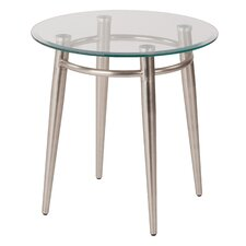 Laticia Modern End Table by Ivy Bronx