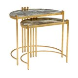Rockefeller 2 Piece Nesting Tables by Wildwood
