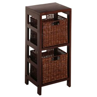 Murphysboro Storage Shelf And Baskets