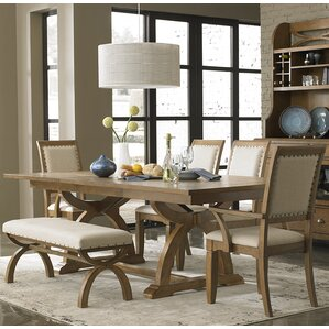 Ema 6 Piece Dining Set by Lark Manor