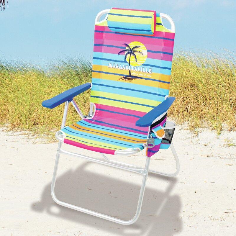 Big Shot Reclining Beach Chair