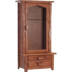 Chilmark Gun Single Door Accent Cabinet by Chelsea Home Furniture