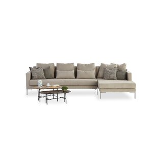 Check Prices Josephine Modular Sectional by Orren Ellis