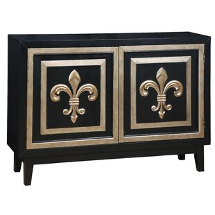 Grand View Fluer de Lis 2 Door Credenza