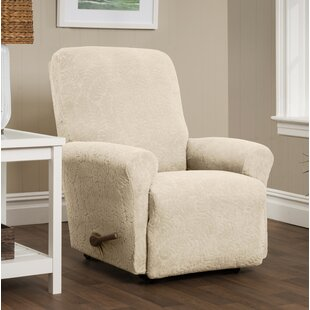 Stretch Box Cushion Recliner Slipcover