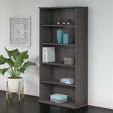 Studio C 5 Shelf Standard Bookcase byBush Business Furniture