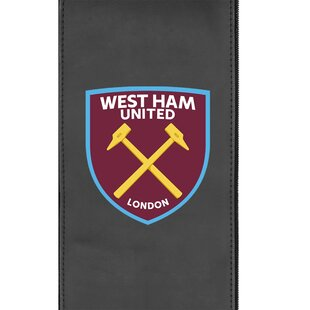 Check Prices West Ham United Crest Logo Slipcover by Dreamseat Reviews (2019) & Buyer's Guide