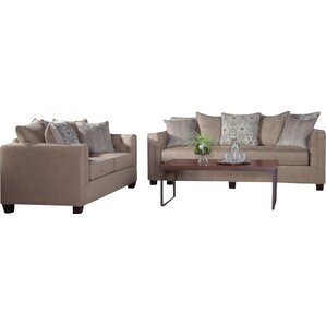 Serta Upholstery Baumer Loveseat by Mercury Row