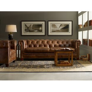 Shop For Leather Configurable Living Room Set by Hooker Furniture Reviews (2019) & Buyer's Guide