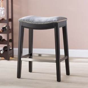 Nail Studded Bar Stools Wayfair