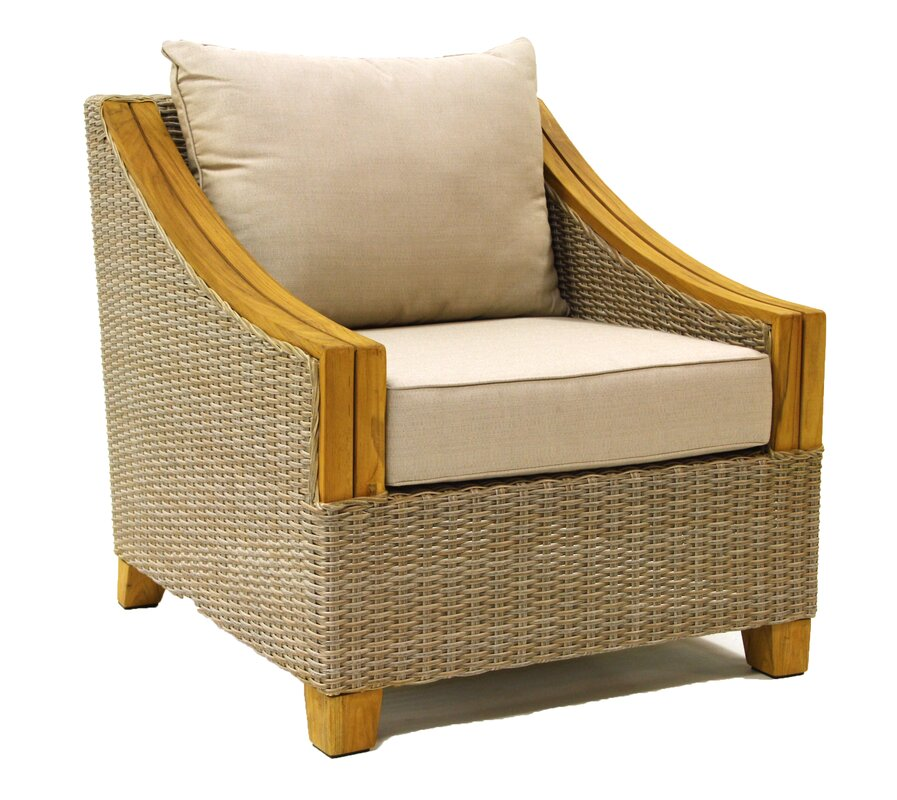 Desmond Wicker U0026 Teak Arm Chair