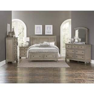 Carleton Sleigh Configurable Bedroom Set