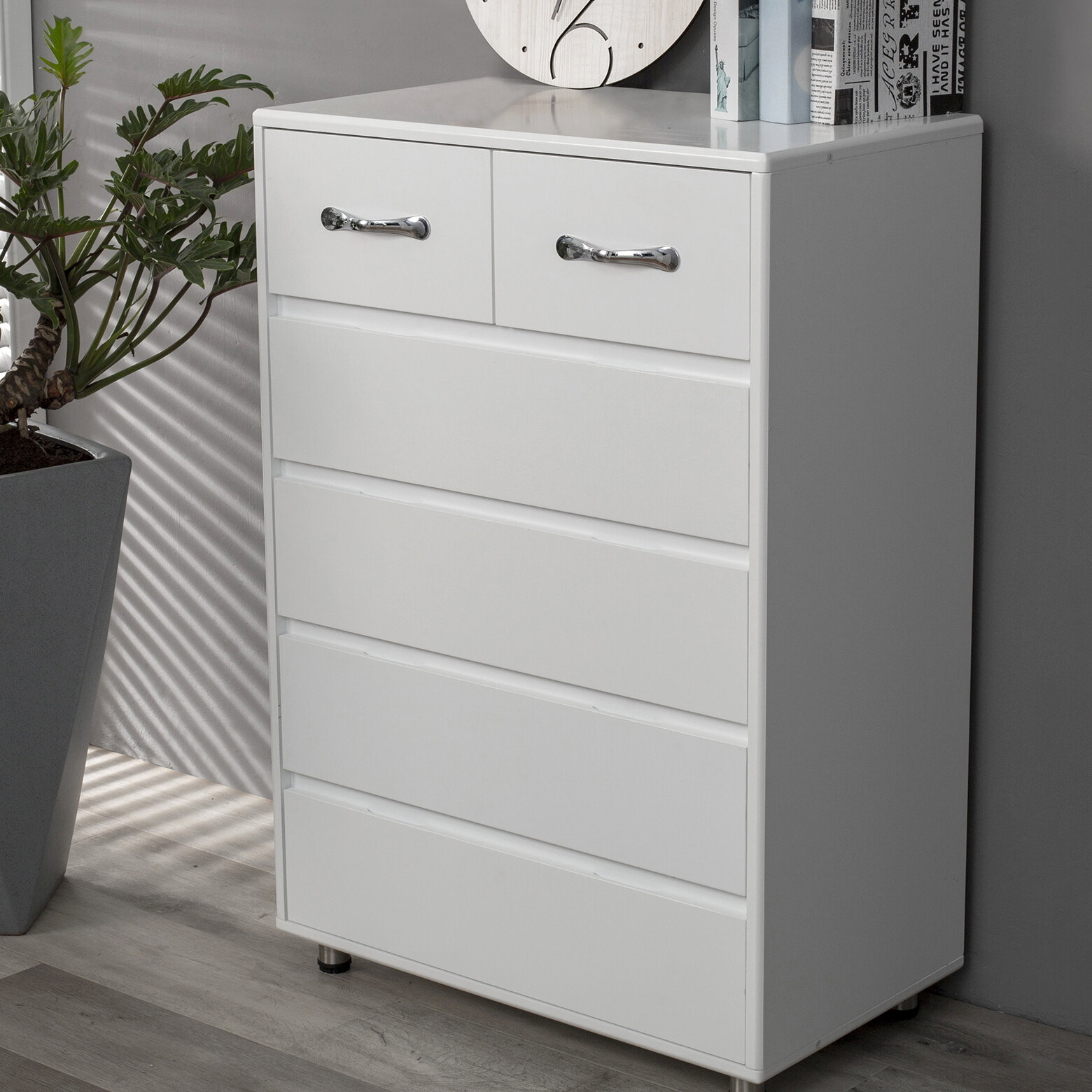 Gold White Small Dressers You Ll Love In 2021 Wayfair
