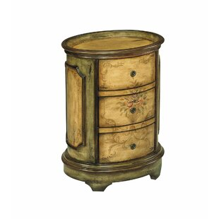 Mairead End Table with Storage by Bloomsbury Market