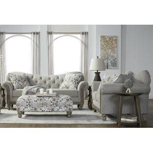 Larrick 3 Piece Living Room Set by Ophelia & Co.