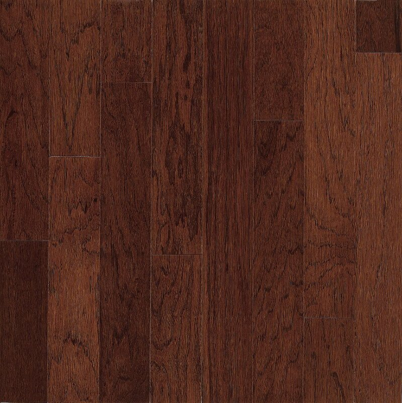 SAMPLE - Turlington™ American Exotics Engineered Hickory in Paprika