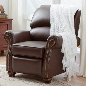 Serta Upholstery Recliner by Three Posts