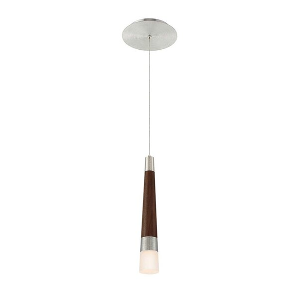 Padron 1 Light Single Cone Pendant Allmodern