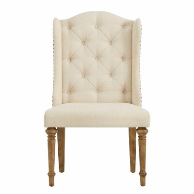 Adam Upholstered Dining Chair by Birch Lane Heritage