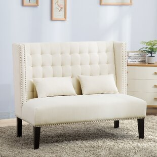 Zainab Upholstered Bench by Darby Home Co