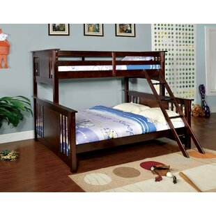 Cordova Twin Over Full Bunk Bed by Harriet Bee Sale