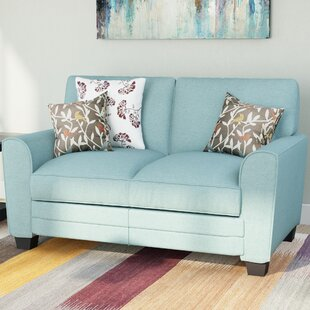 Great Price Rivas Loveseat by Latitude Run Reviews (2019) & Buyer's Guide