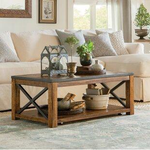 Battershell 2 Piece Coffee Table Set ByLaurel Foundry Modern Farmhouse