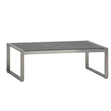 Cirrus Stainless Steel Coffee Table