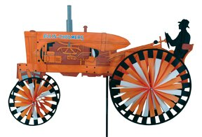 Allis-Chalmers Tractor Spinner